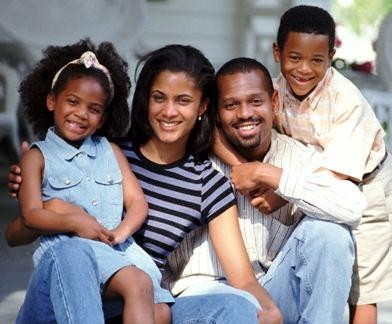african-american-Family